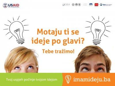 UNSA: Info dan o projektu Studentsko preduzetništvo/poduzetništvo