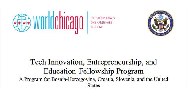 "Poziv na ""Tech Innovation, Entrepreneurship, Education Fellowship Program"""