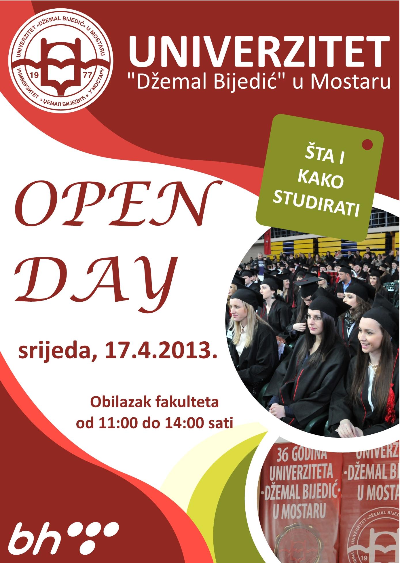 UNMO OpenDay 2013