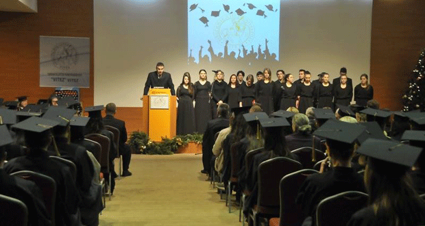 "Na Univerzitetu ""Vitez"" promovisani diplomirani studenti i magistri"
