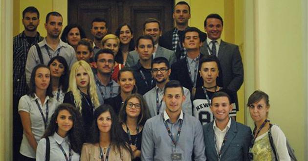 """Youth Reconciliation Ambassadors"" 2014/15. u Beogradu"