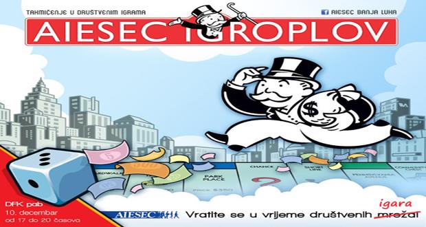 "AIESEC Banja Luka: Poziv na ""AIESEC Igroplov"""
