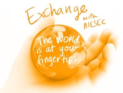 AIESEC Sarajevo: Promocija praksi na otvorenom