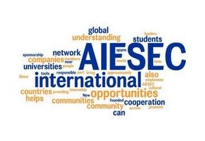 Međunarodne AIESEC prakse za studente