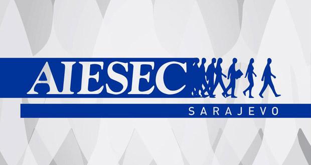 AIESEC Sarajevo: Jesenska regrutacija – Be The Change!