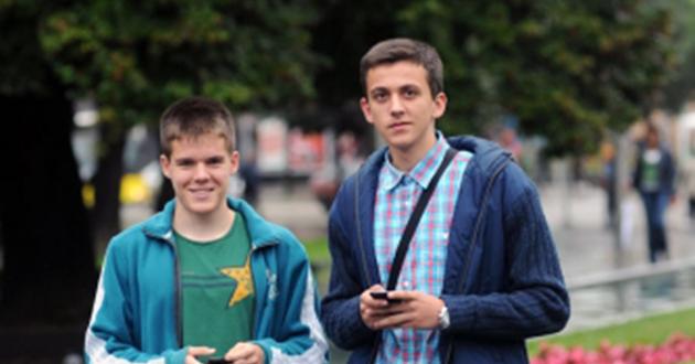 Aleksandar Bejatović i Nenad Škobić, foto: Nezavisne novine