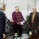 Pavlović-Čalić primila Husrefa Tahirovića, Foto: TIP.ba