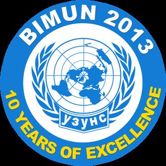 BIMUN 2013 – Beogradski međunarodni model Ujedinjenih nacija