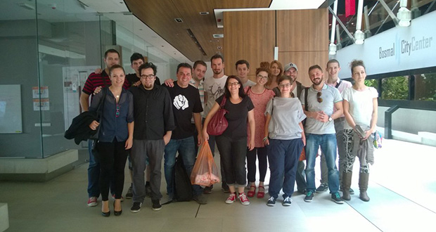 BIZOO Startup Safari: Mladi dizajneri posjetili pet gradova i devet kompanija