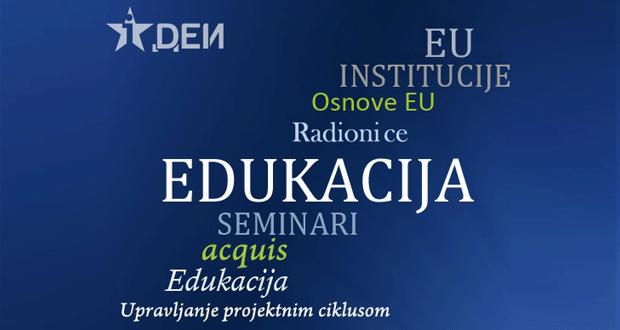 Javni poziv za prijavu i sticanje statusa predavača u DEI BiH