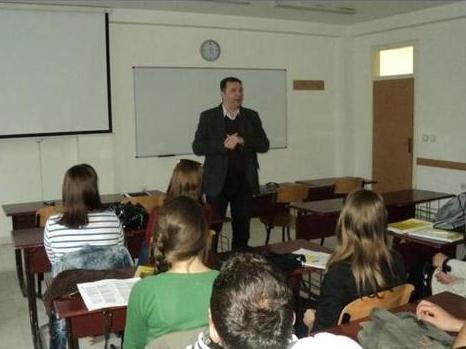 "Đuliman: ""Univerziteti u regionu su politizirani, etnicizirani, samo znanje je etnicizirano""; Foto: Klix.ba"