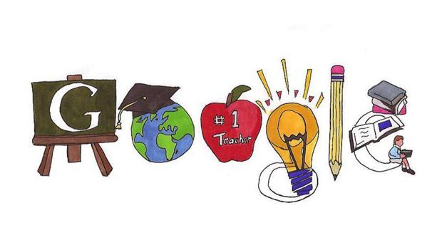 """""""Doodle 4 Google"""": Poziv kreativnim studentima za izradu logo-a"""