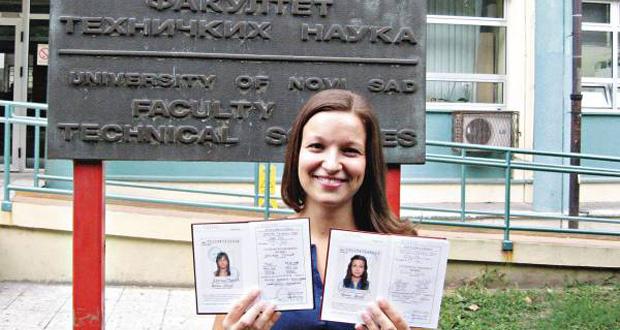 S dva fakulteta i prosjekom 9.71 nude joj da volontira