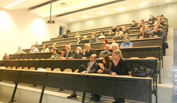 UNSA: Na Mašinskom fakultetu otvoren drugi amfiteatar