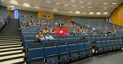 DW: Predavanja preko laptopa i mobitela [VIDEO]