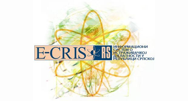U E-CRIS.RS bazi do sada registrovana 998 istraživača i 64 istraživačke institucije