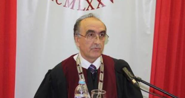 Enver Halilović ponovo izabran za rektora Univerziteta u Tuzli