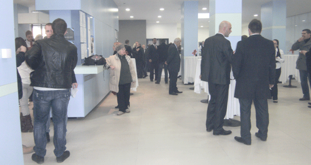 UNSA: Svečano otvoren obnovljeni amfiteatar Fakulteta političkih nauka u Sarajevu