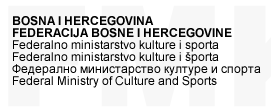 Javni oglas: državni službenik u Federalnom ministarstvu kulture i sporta