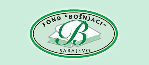 """Programi stipendiranja Fonda """"Bošnjaci"""" Sarajevo"""