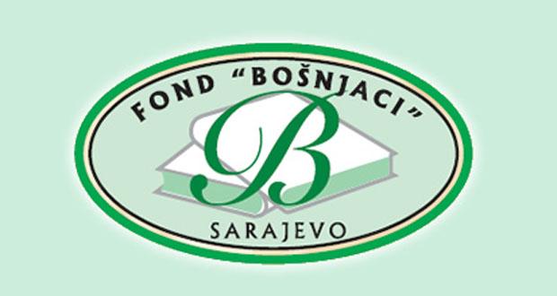 Fond Bošnjaci: Konkurs za dodjelu 135 stipendija