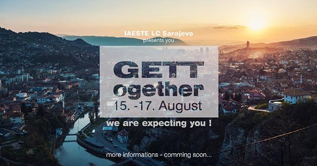 IAESTE: Get together događaj od 15. do 17. augusta 2014. godine u Sarajevu