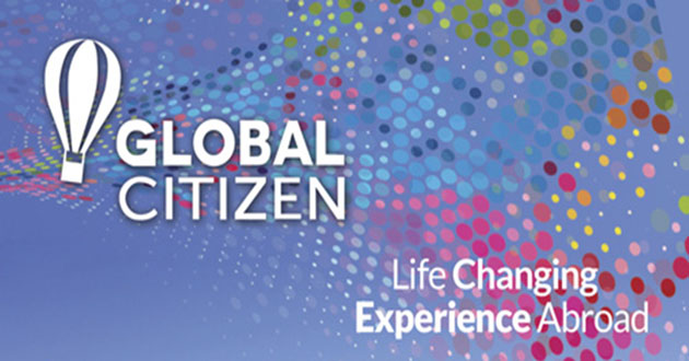 Da li želiš biti Global Citizen?
