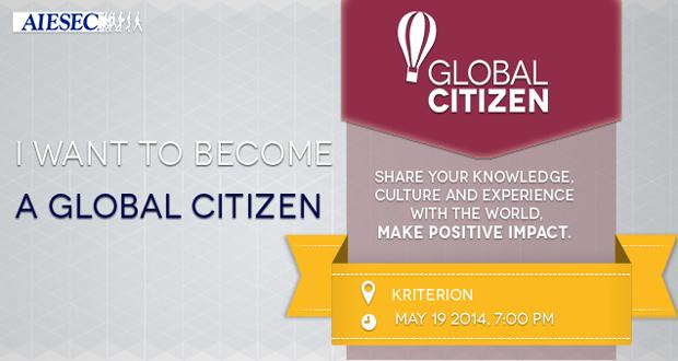 """""""I Want To Become A Global Citizen"""": Priušti sebi drugačije ljeto!"""