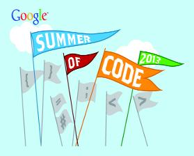 Prijavite se na Google Summer of Code 2013
