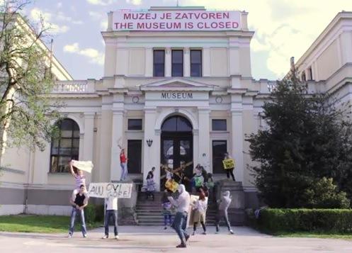 "VIDEO: ""Harlem Shake"" – hoćemo naš muzej!"