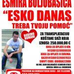FOTO: Esmir Esko Buljubašić, humanitarna akcija