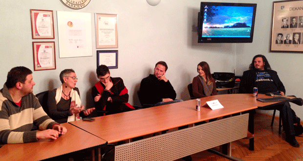 "IGAS: Održan Sarajevo World Cafè na temu ""Crowdsourcing"""