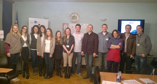 """Foto: Sarajevo World Cafè na temu: """"Društveno preduzetništvo"""""""