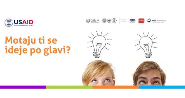 """""""Studentsko preduzetništvo"""": Za najbolje studentske ideje 36.000 USD"""