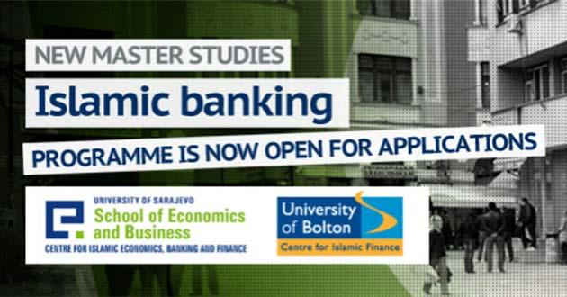 Konkurs za dodjelu stipendija za master studij u oblasti Islamskog bankarstva [ENG]