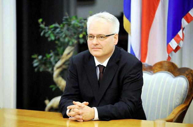 UNSA: Predsjednik Hrvatske Ivo Josipović u posjeti Pravnom fakultetu