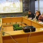 Današnji sastanaka ministra i direktora javnih ustanova sa savjetnicom za međunarodnu socijalnu politiku grada Haaga; Foto: Vlada KS