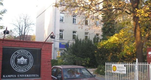 UNSA: Fakulteti dobili grijanje samo na deset dana