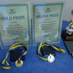 Foto: Medalje inovatora iz Bihaća Ljubomira Samardžije, RSE