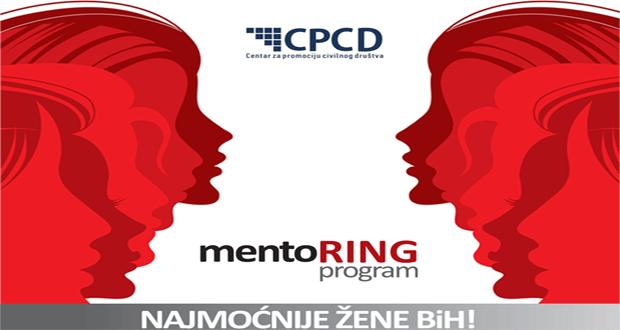 MentoRING program: Budite mentorica, učite i prenosite znanje