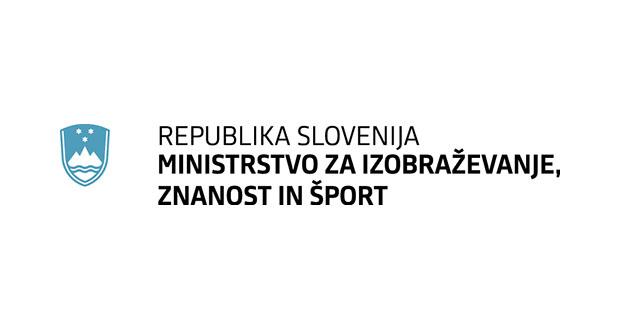 Stipendije Ministarstva obrazovanja Republike Slovenije za akademsku 2014/15. godinu