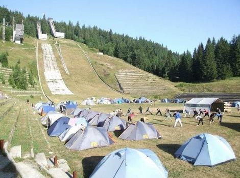 12. međunarodni mirovni omladinski kamp; Foto: Klix.ba
