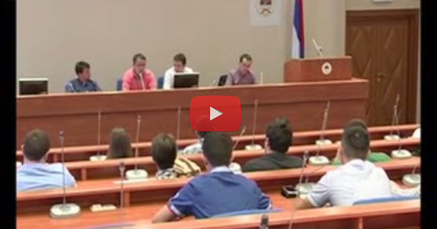 Studenti izabrali novo rukovodstvo Unije studenata RS [VIDEO]