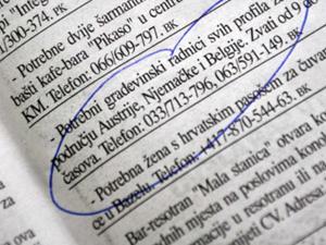 RSE: Nezaposlenost tjera mlade iz BiH