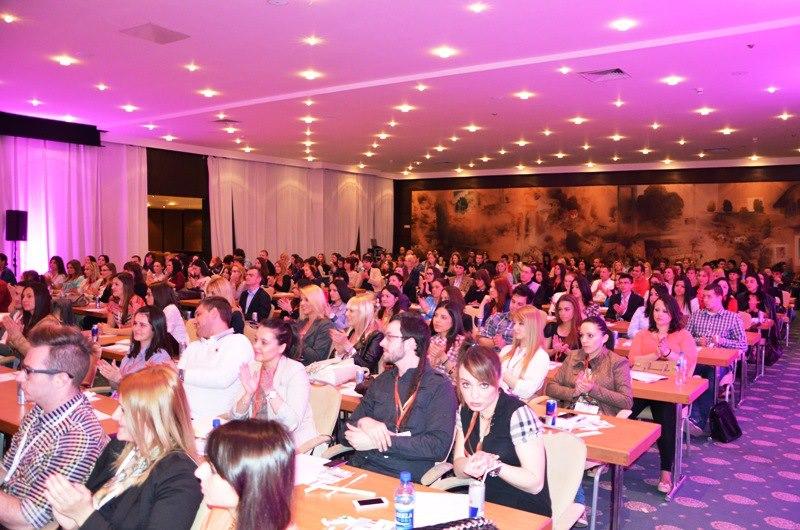 Regionalna konferencija za studente o odnosima s javnošću jutros je službeno otvorena u sarajevskom hotelu Holiday