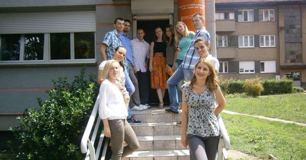 "Gram Concordia Zenica: Projekat ""Mladi grade budućnost"""