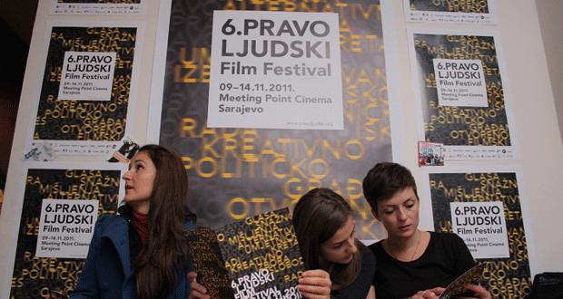Volontirajte na 8. Pravo Ljudski Film Festivalu