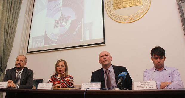 UNSA: Roditelji će dodjelu diploma moći gledati na TV-u