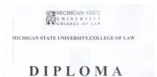 """""""Sporna"""" diploma; Izvor: Nezavisne.com"""
