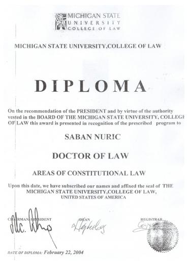 Zbog falsifikovane diplome profesora i studentima će biti poništeni ispiti i diplome?